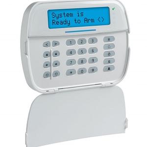 DSC NEO RF 3G keypad control