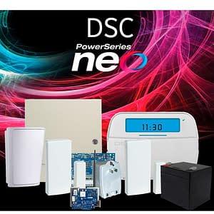 Alarma DSC neo RF 3G